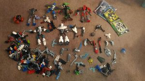 HUGE collection of LEGO HERO & BIONICLE! for Sale in Houston, TX