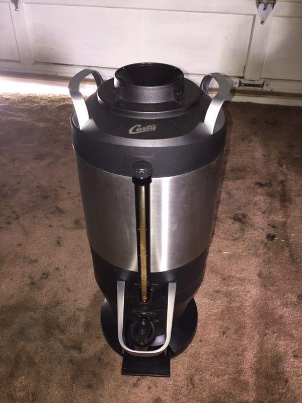 Top Thermal Coffee Dispenser - Coffee Drinker IH53