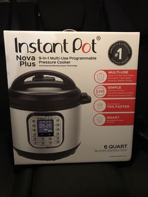 Instant Pot 6 Quarts (never been opened! Brand new) for Sale in Santa Monica, CA