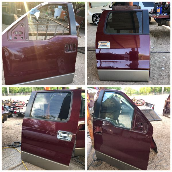 08 F150 Doors For Sale In Mission, TX