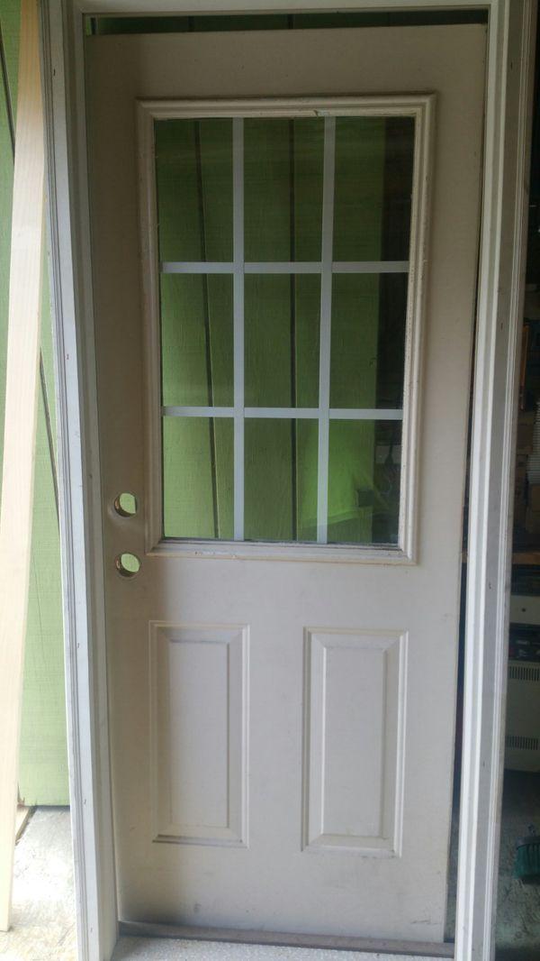 Exterior Door (Household) in Portsmouth, VA - OfferUp