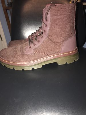 Dr. Marten Comb Nylon Boots for Sale in Philadelphia, PA