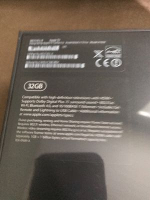 Apple TV 32GB Sealed for Sale in Orlando, FL