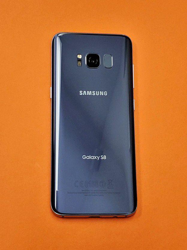 Hermoso telefono Samsung Galaxy S8 desbloqueado