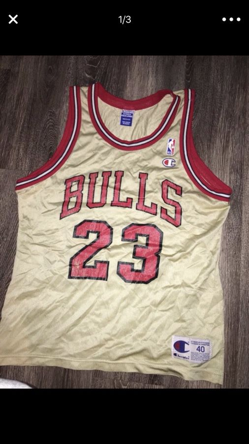 Champion Jordan Throwback Jersey for Sale in Chandler fa28e40e3