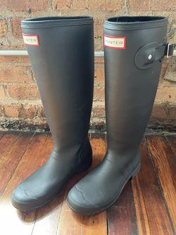 Hunter Boots - US9 Thumbnail