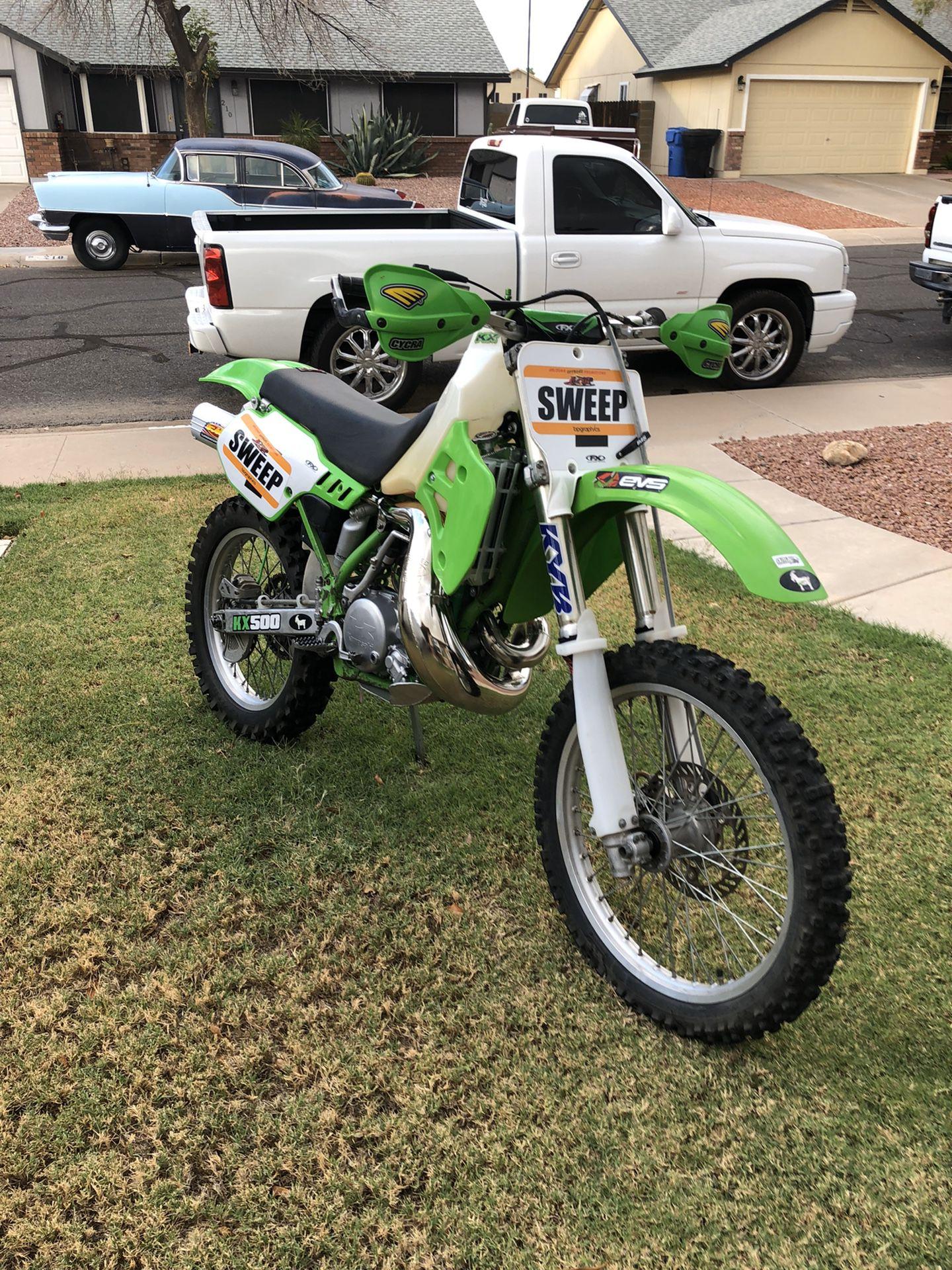 1994 Kawasaki KX 500