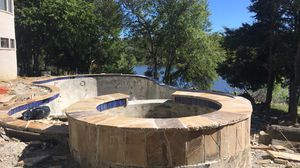 pool remodel -construction for Sale in Arlington, TX