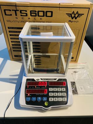 My Weigh CTS600 Precision Counting Scale for Sale in Portland, OR