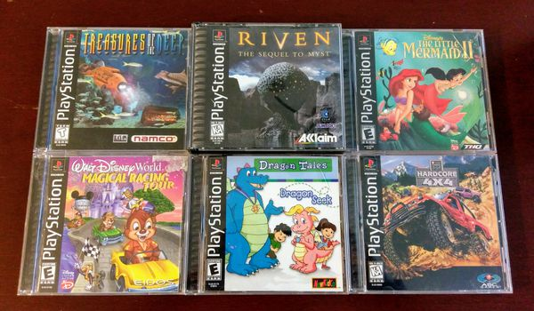 Playstation 1 PS1 Video Games - Message for Pricing for Sale in Reading, PA  - OfferUp