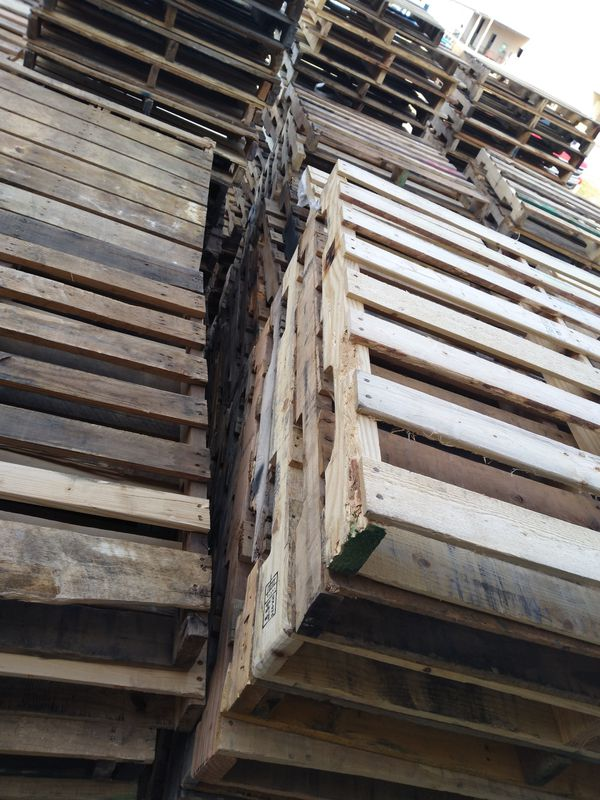 Wooden Pallets and Plastic Pallets for Sale in Dallas, TX ...