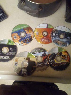 Xbox 360 games for Sale in Portsmouth, VA