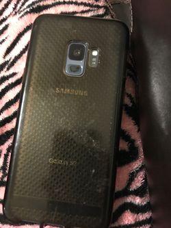 Samsung s9 w/Case Thumbnail
