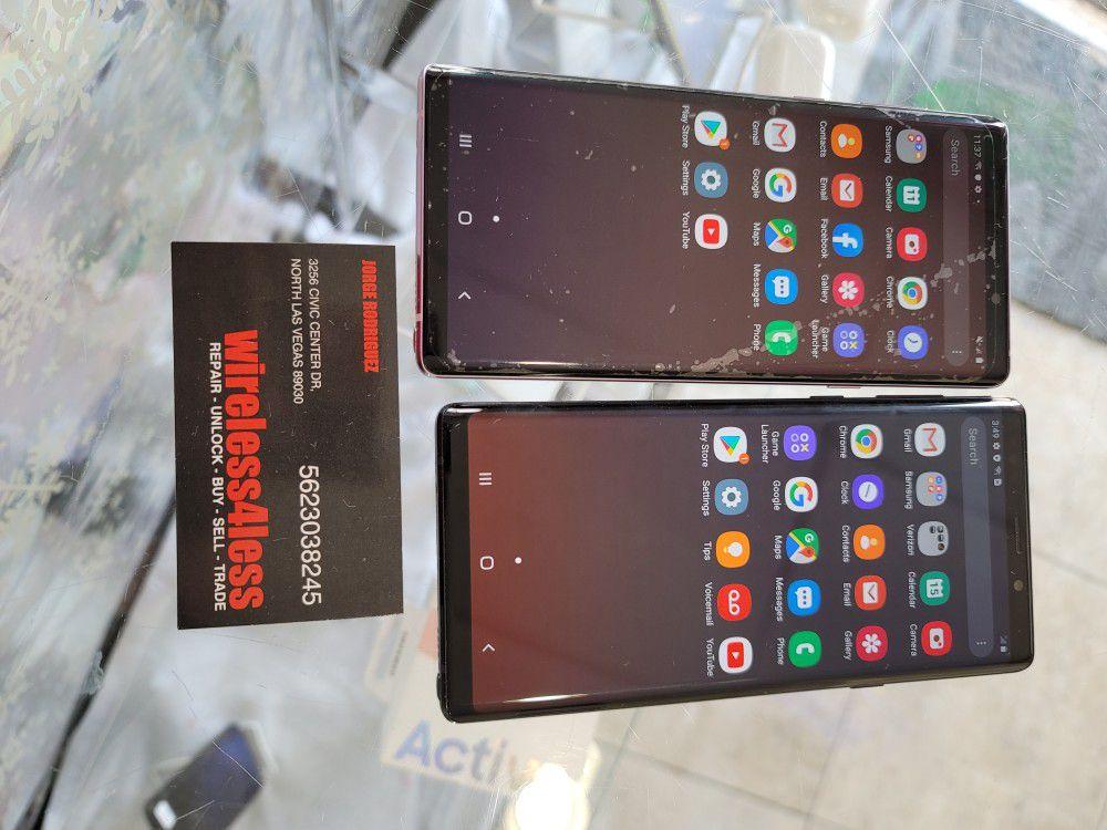 Samsung Galaxy Note 9 Unlocked