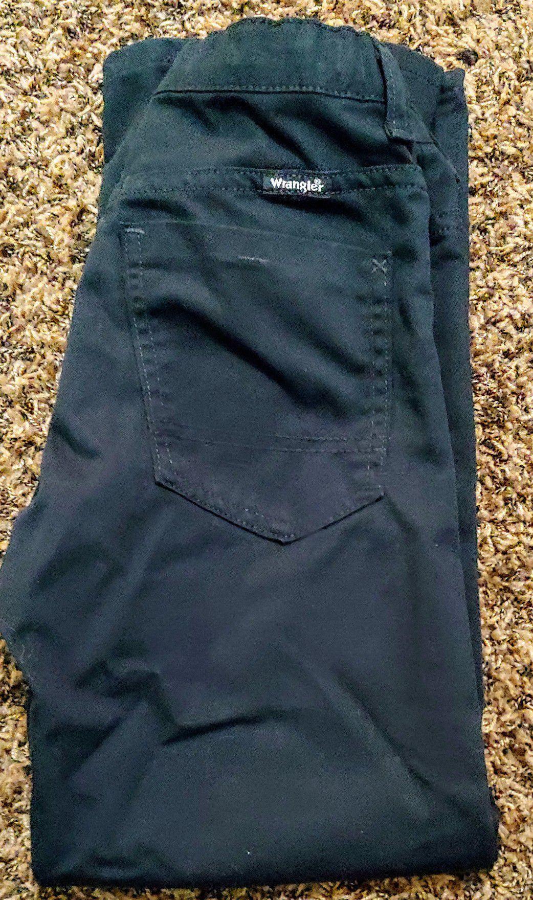 Boy's Dress Pants & Shirt