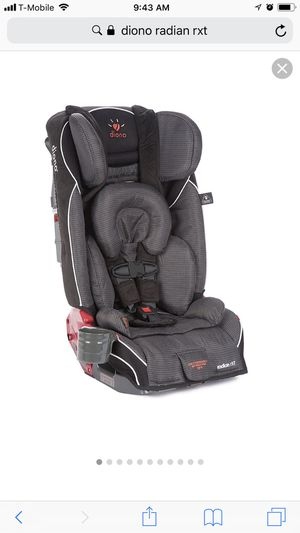 Diono Radian RXT car seat for Sale in Woodbridge, VA