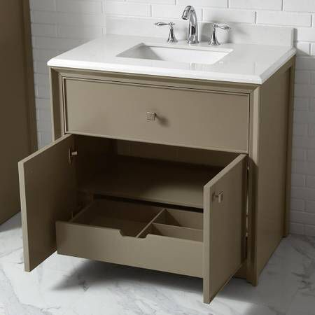 Bootz Industries Honolulu 46-1/2 in. Left-Hand Drain Soaking Tub in ...