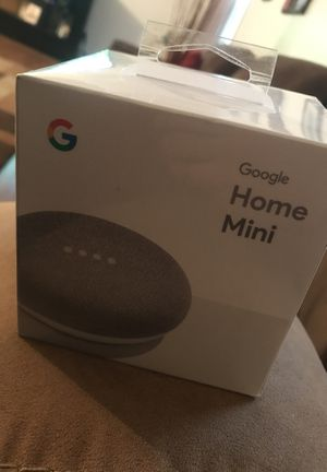 Google home mini for Sale in Germantown, MD