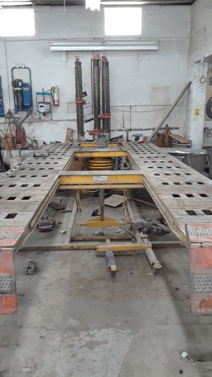 Three Tower frame machine for Sale in Boston, MA