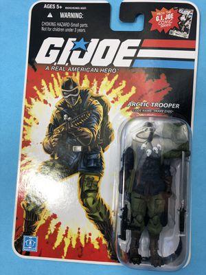 G.I.Joe 25th Anniversary Arctic SNAKE EYES! for Sale in Chandler, AZ