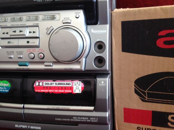 New and Used Stereo system for Sale in Dallas, TX - OfferUp