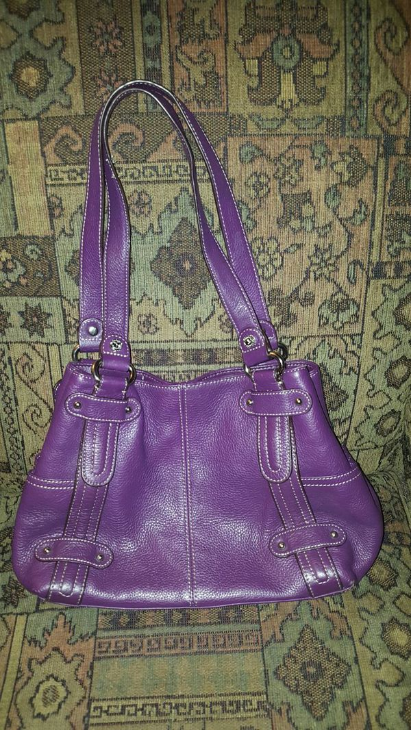 5a0aa28dea Tignanello leather shoulder bag for Sale in Fort Worth