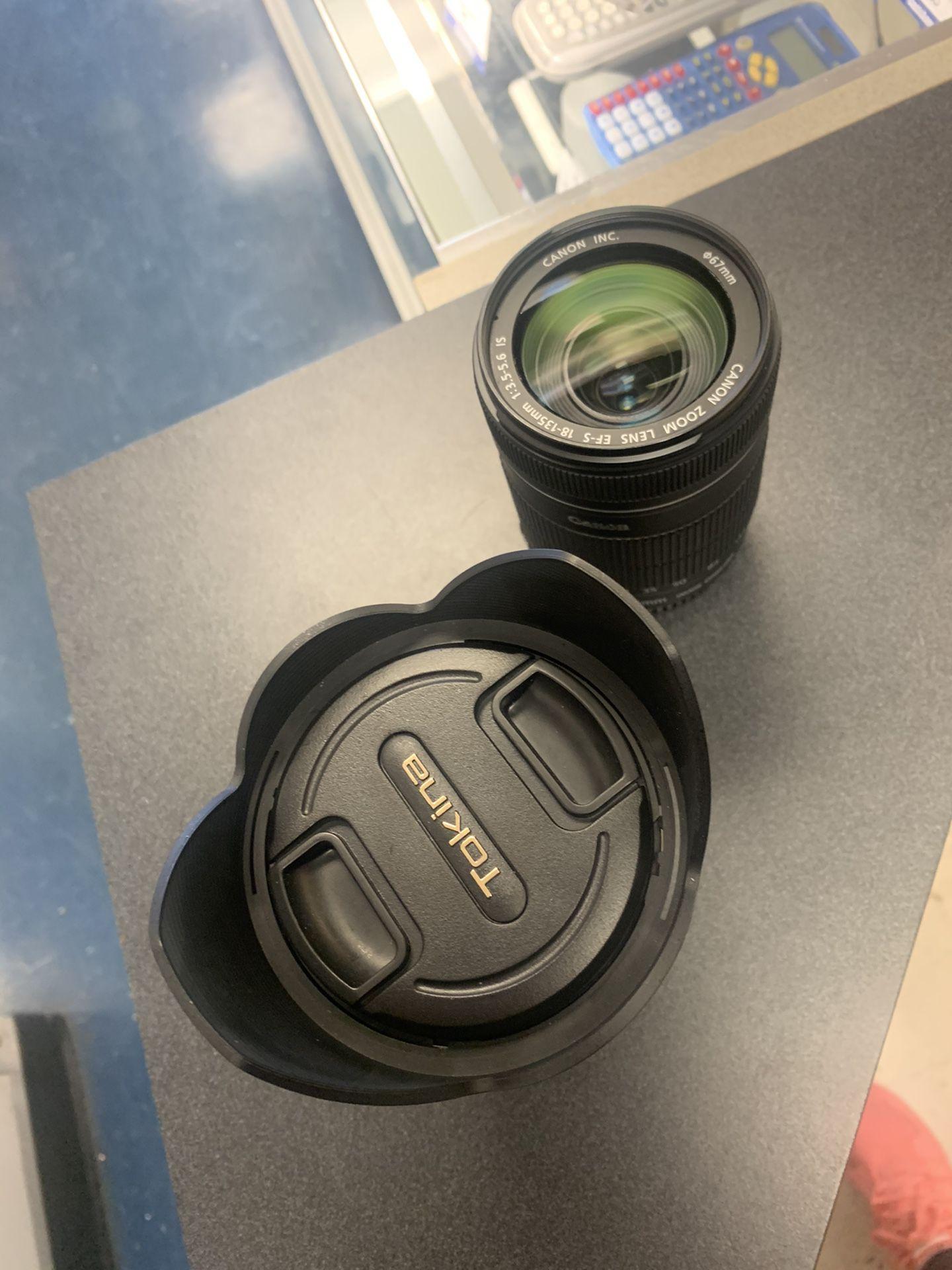 Tokina, Canon Lens