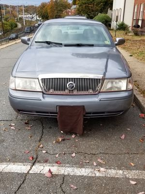 Car, 2003 Grand Marquis 196k miles. Asking price $1,200.00. Serious inquiries only. In need of cash. Contact me {contact info removed}. for Sale in Arlington, VA