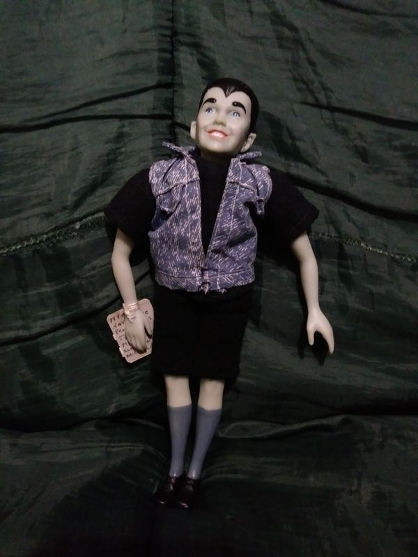 1984 Collectible Eddie Munster Toy Figure For Sale In Dade