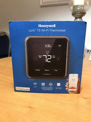 HoneyWell Lyric T5 Thermostat for Sale in West Springfield, VA