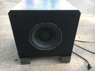 Velodyne Subwoofer System with internal amp Thumbnail