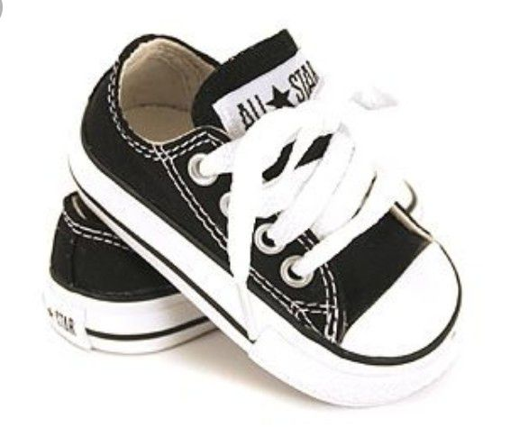 Infant Converse Chuck Taylor All Star Lo Sneaker Size 2 for Sale in ... f6d6a0b43