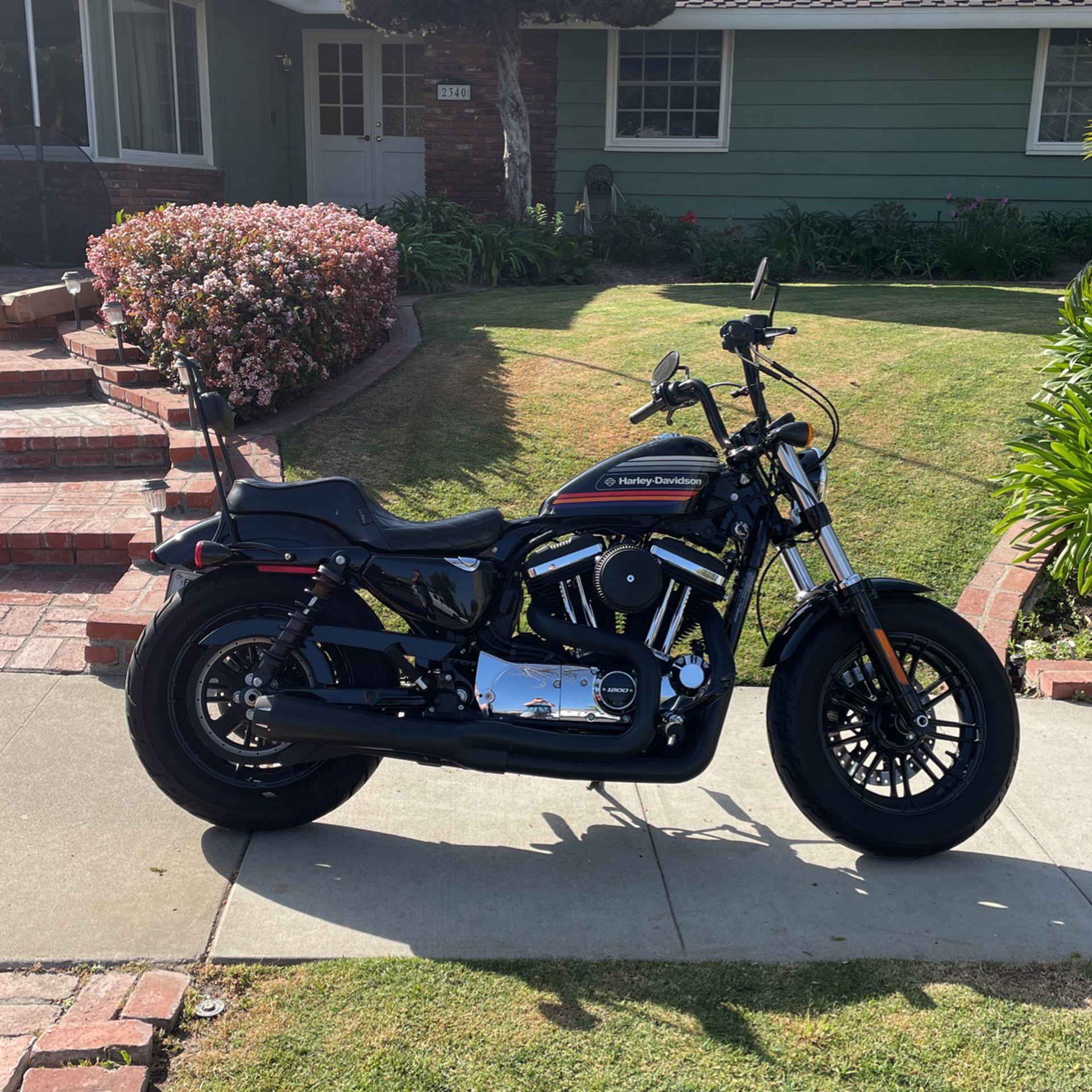 Photo 2018 Harley Davidson sportster 48 special