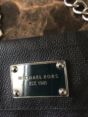 9557d9a3cdce Authentic Michael Kors 551246 Black Monogram Waist Bag Canvas Wristlet for  Sale in Boiling Springs,