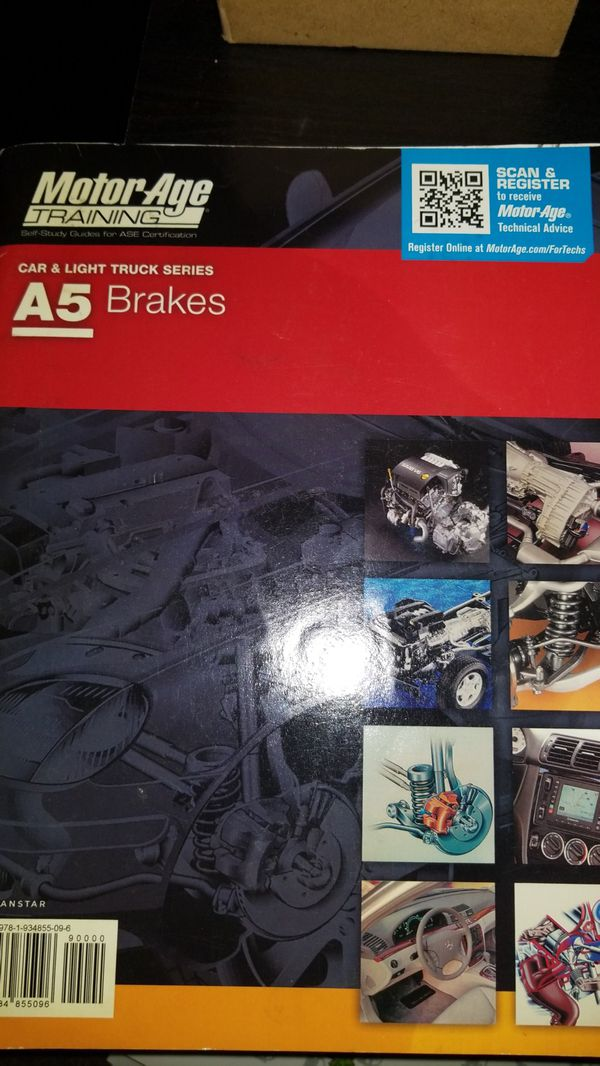 A2 Ase Study Guide For Sale In Los Angeles Ca Offerup