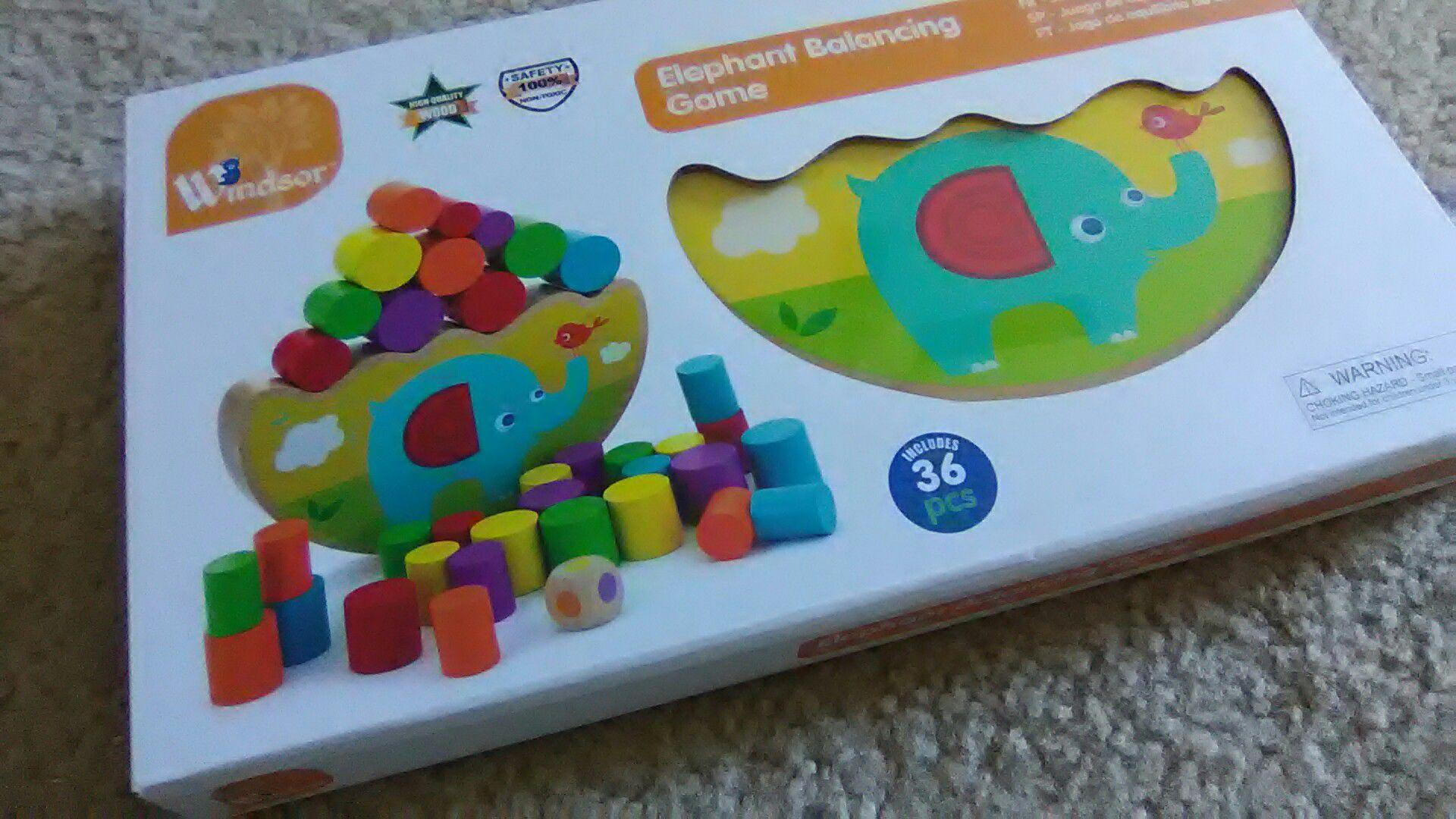 New toddler birthday gift
