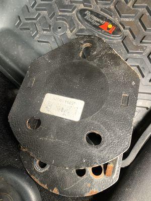 Photo Tire Relocation Bracket Fit for 1987-2018 Jeep Wrangler TJ YJ JK