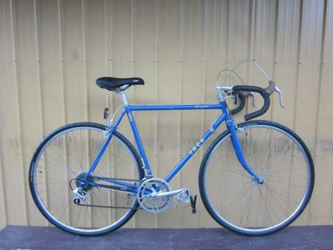 Vintage Trek 400 Series Road Bike