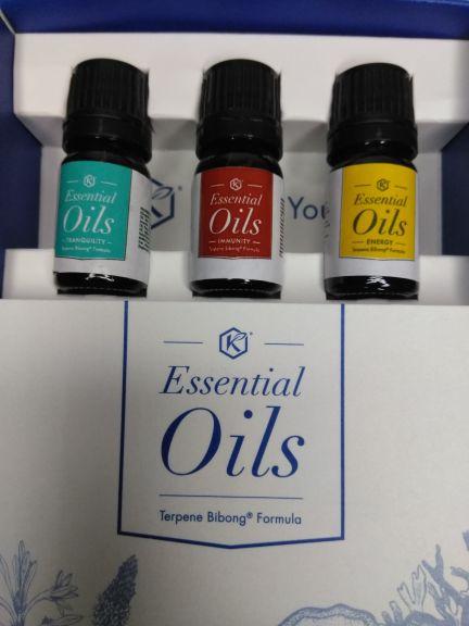 Kannaway essential oils trio pack for Sale in Las Vegas, NV - OfferUp