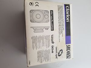 Clarion speakers for Sale in Gaithersburg, MD