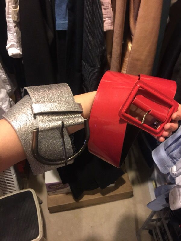 Belt for woman