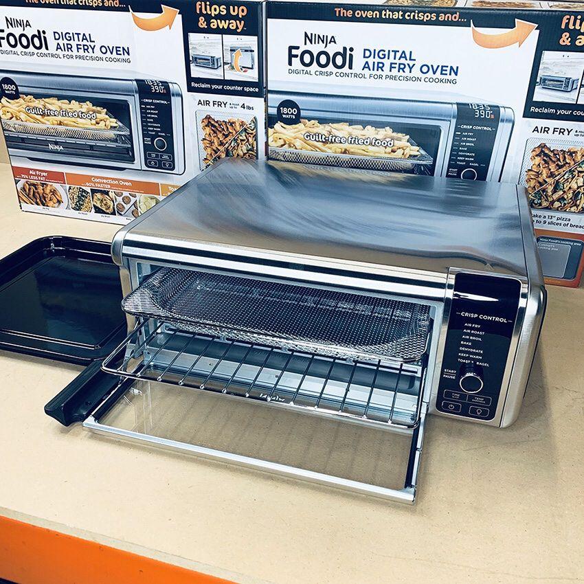 $175 (brand new) xl ninja 1800w air fryer, foodi 8-in-1