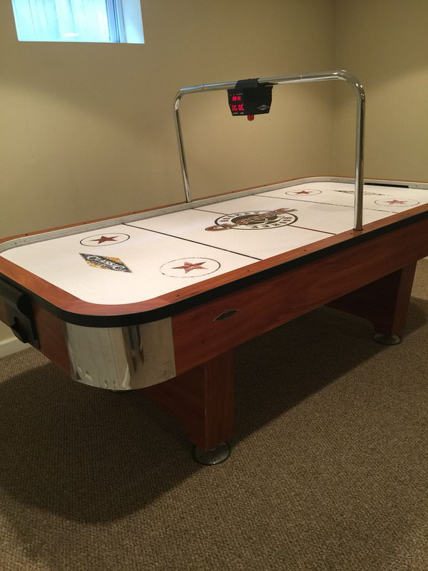 Classic Sport Traditional Air Hockey Table For Sale In Lombard IL - Classic air hockey table