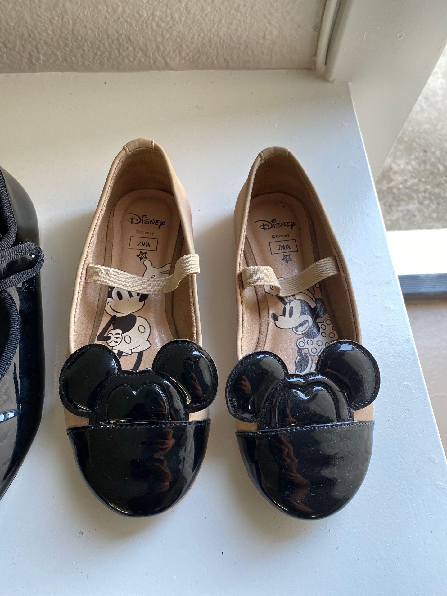 Kids Zara shoe size 28