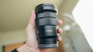 Sony 18-105 OSS Lens for Sale in Seattle, WA