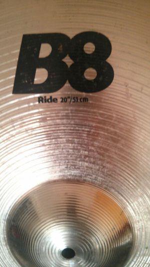 Sabian B8 Ride Cymbal 20/51 for Sale in Moseley, VA