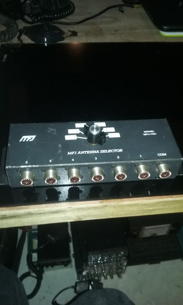 MFJ Antenna Selector for Sale in Cambridge, MN - OfferUp