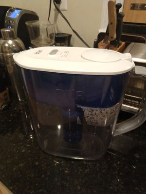 Pur Water Filter Pitcher & Filters for Sale in Arlington, VA