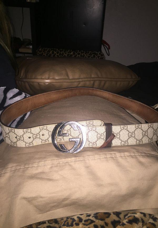 3e6134e4e27 GUCCI belt for Sale in Clermont