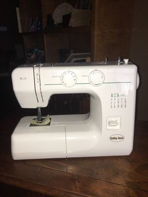 New And Used Sewing Machines For Sale In Plano TX OfferUp Impressive Babylock Bl9 Sewing Machine